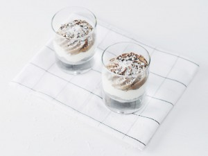 Choconut Trifle