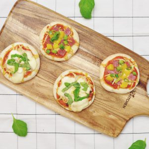 Mini Party Pizza's