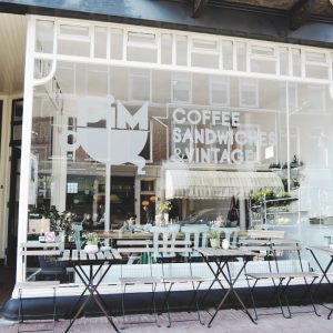 Pim Coffee, Sandwiches & Vintage