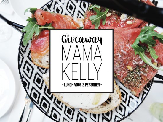 Lunchen bij Mama Kelly // Giveaway