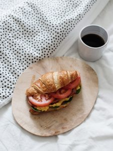 The Ultimate Breakfast Croissant