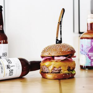 Limited Edition Burger Dinner + GiveAway