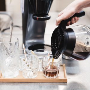 Iced Filter Coffee // fonQ Blogevent