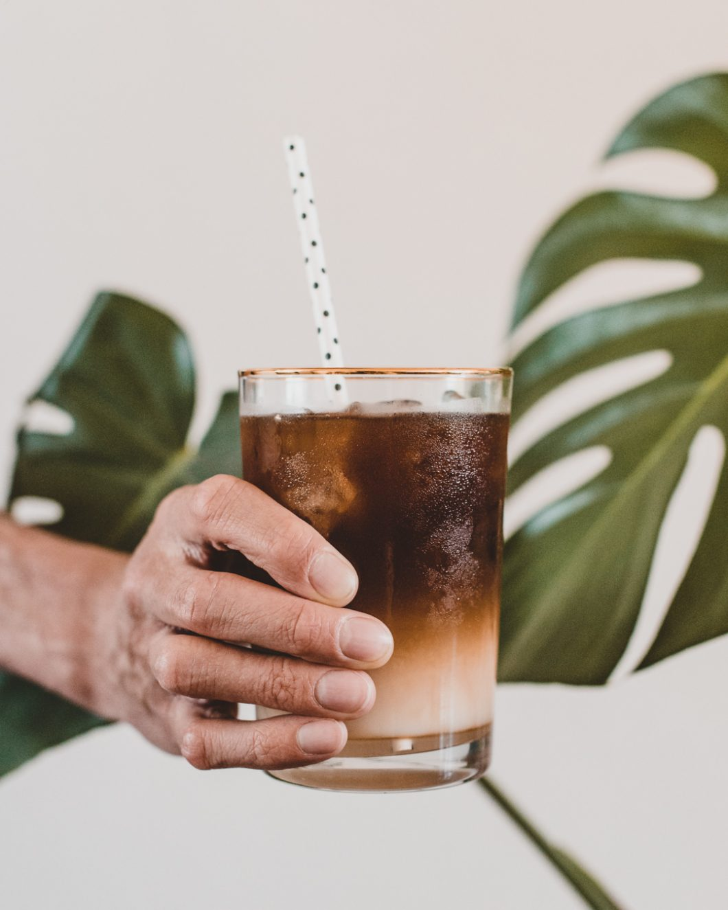 Iced Coconut Coffee